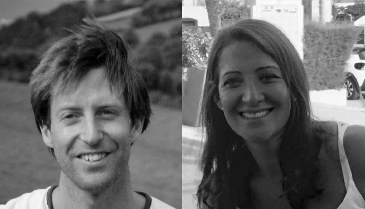 New directors Ross Carpenter and Sophia Darke