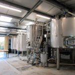 Salcombe Brewery interior