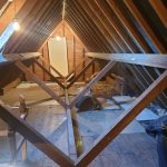 Loft conversion before